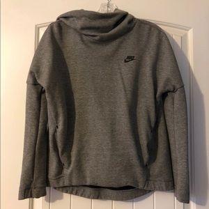 Nike cowlneck hoodie